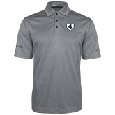Nike Golf Dri Fit Charcoal Heather Polo-LLL Base