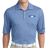 Nike Golf Dri Fit Royal Heather Polo-Phi Delta Theta Bar
