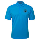 Brilliant Blue Silk Touch Performance Polo-Lou Gehrig Memorial Award