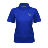 Ladies Royal Dry Mesh Polo-Stacked Shield/Phi Delta Theta