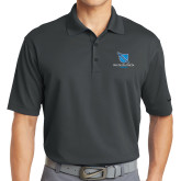 Nike Golf Dri Fit Charcoal Micro Pique Polo-Phi Delta Theta Foundation