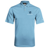Nike Dri Fit Light Blue Pebble Texture Sport Shirt-Stacked Shield/Phi Delta Theta