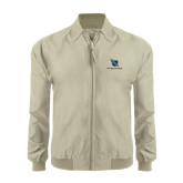 Khaki Players Jacket-Stacked Shield/Phi Delta Theta