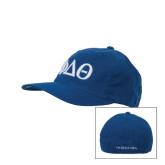 Royal OttoFlex Unstructured Low Profile Hat-Phi Delta Theta Symbols