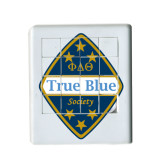 Scrambler Sliding Puzzle-True Blue