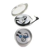 Travel Earbuds-Shield/Phi Delta Theta Symbols
