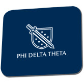 Full Color Mousepad-Stacked Shield/Phi Delta Theta