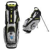 Callaway Hyper Lite 5 Camo Stand Bag-Stacked Shield/Phi Delta Theta Symbols