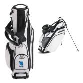 Callaway Hyper Lite 4 White Stand Bag-Stacked Shield/Phi Delta Theta Symbols