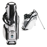 Callaway Hyper Lite 4 White Stand Bag-Coat of Arms