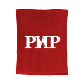 Red Rally Towel-PHP