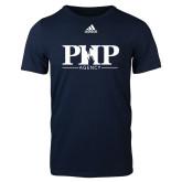 Adidas Navy Logo T Shirt-PHP