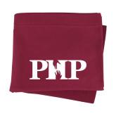 Maroon Sweatshirt Blanket-PHP