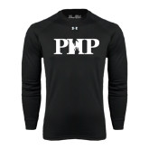 Under Armour Black Long Sleeve Tech Tee-PHP