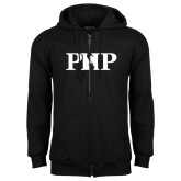Black Fleece Full Zip Hoodie-PHP