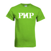 Lime Green T Shirt-PHP