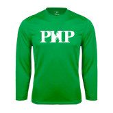 Syntrel Performance Kelly Green Longsleeve Shirt-PHP