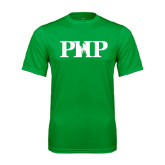 Performance Kelly Green Tee-PHP