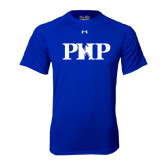 Under Armour Royal Tech Tee-PHP