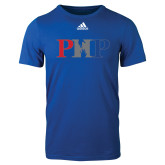Adidas Royal Logo T Shirt-PHP