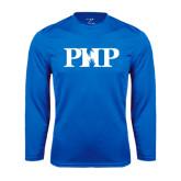 Performance Royal Longsleeve Shirt-PHP