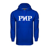 Under Armour Royal Performance Sweats Team Hoodie-PHP