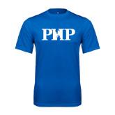 Performance Royal Tee-PHP