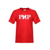 Youth Red T Shirt-PHP