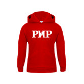 Youth Red Fleece Hoodie-PHP