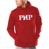 Under Armour Red Armour Fleece Hoodie-PHP