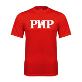 Performance Red Tee-PHP