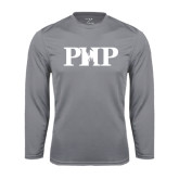 Syntrel Performance Steel Longsleeve Shirt-PHP