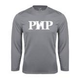Performance Steel Longsleeve Shirt-PHP
