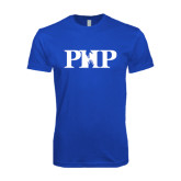 Next Level SoftStyle Royal T Shirt-PHP