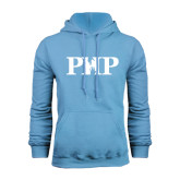 Light Blue Fleece Hoodie-PHP