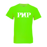 Neon Green T Shirt-PHP