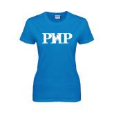 Ladies Sapphire T Shirt-PHP