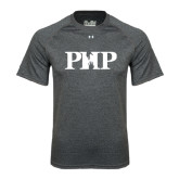 Under Armour Carbon Heather Tech Tee-PHP