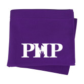 Purple Sweatshirt Blanket-PHP