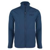 Navy Softshell Jacket-PHP