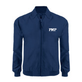 Navy Players Jacket-PHP