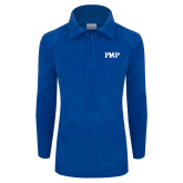 Columbia Ladies Half Zip Royal Fleece Jacket-PHP
