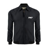 Black Players Jacket-PHP
