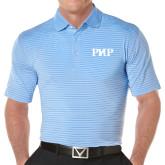 Callaway Core Stripe Light Blue/White Polo-PHP