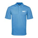 Light Blue Mini Stripe Polo-PHP