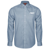 Red House Light Blue Plaid Long Sleeve Shirt-PHP