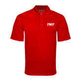 Red Mini Stripe Polo-PHP