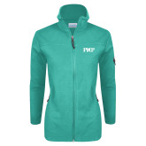 Columbia Ladies Full Zip Seaglass Fleece Jacket-PHP