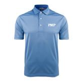 Light Blue Dry Mesh Polo-PHP