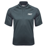 Charcoal Dri Mesh Pro Polo-PHP